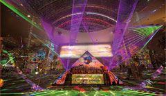 Multimedia Laser Show-Origin of Light