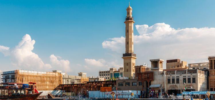 The Grand Mosque in Dubai2
