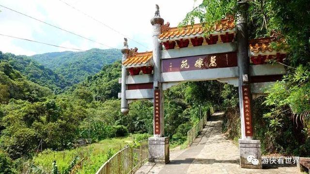 香港:梧桐寨瀑布 夏日清涼休閒 野餐泡腳戲蝦