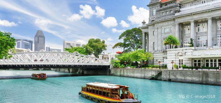 싱가포르 리버 크루즈와1