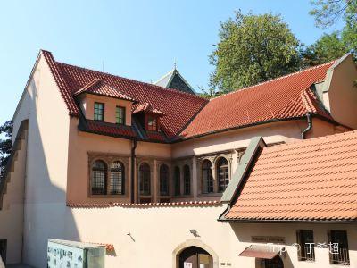 Pinkas Synagogue, Jewish Museum in Prague
