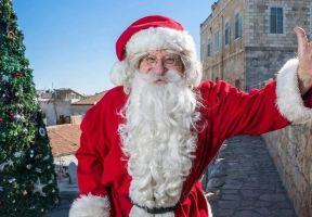 耶路撒冷也有聖誕長者之家,你知道嗎?