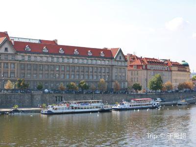 Vltava River Curise
