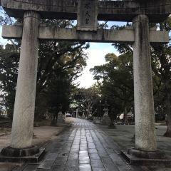 스이텐구 여행 사진