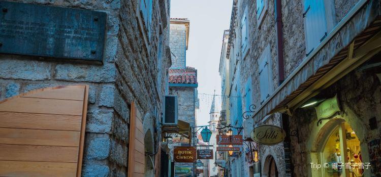 Budva Old Town2