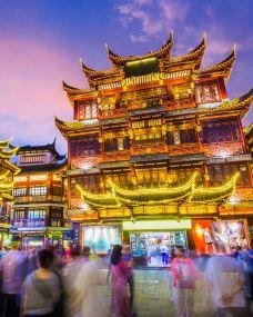 城隍庙旅游区-上海-C-IMAGE