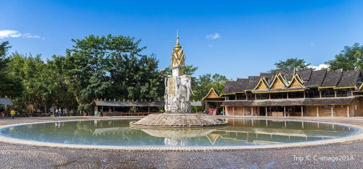 Xishuangbanna Dai Minority Park1
