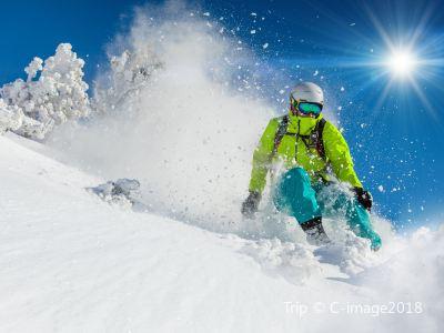 金湖楊國際滑雪場