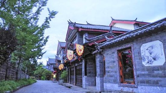 GuCheng LanHua Jie