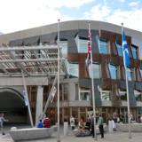 Scottish Parliament Building 여행 사진