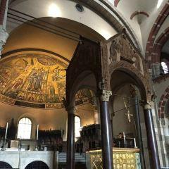 聖安布洛喬教堂用戶圖片