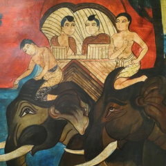 Tribal Museum 여행 사진