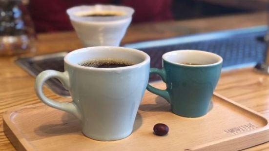 印象莊園精品咖啡烘焙(大水車店)