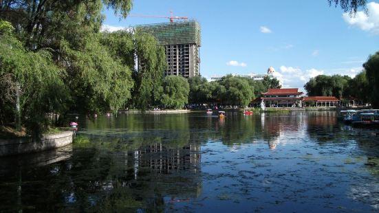 杏林湖公園