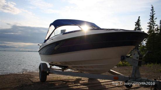 Lake Powell Boat Ramp