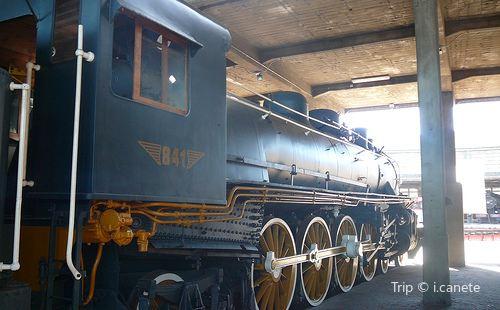 Santiago Railroad Museum