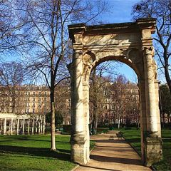 Parc Monceau User Photo