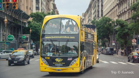 Buenos Aires Bus