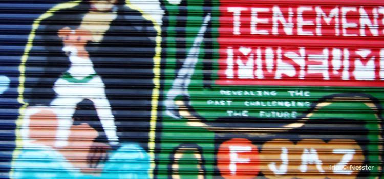 移民公寓博物館1