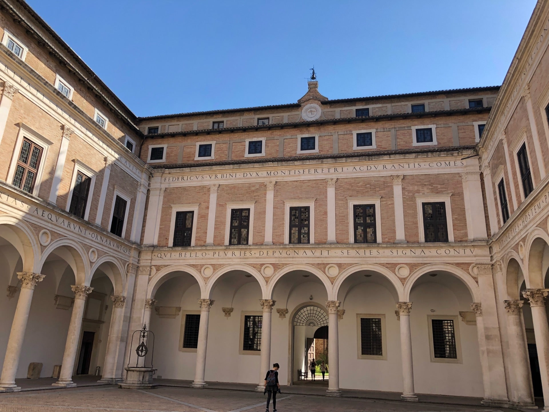 La Terrazza Del Duca Reviews Food Drinks In Marche Urbino