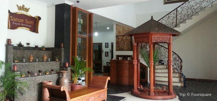 Taman Sari Royal Heritage Spa Pekanbaru