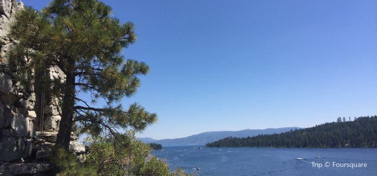 Lake Tahoe Boat Rides Travel Guidebook Must Visit