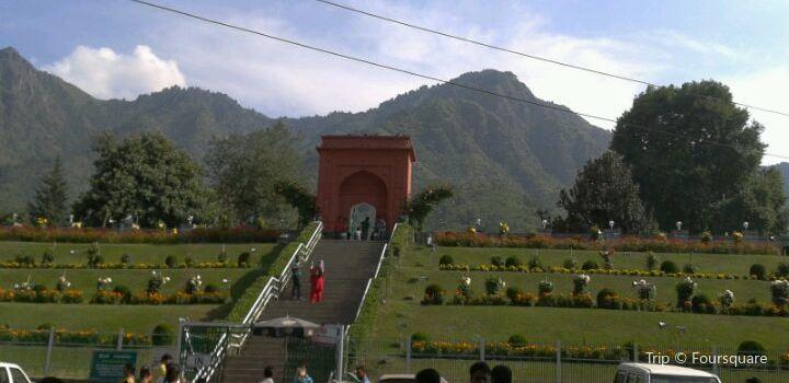 Mughal Gardens2