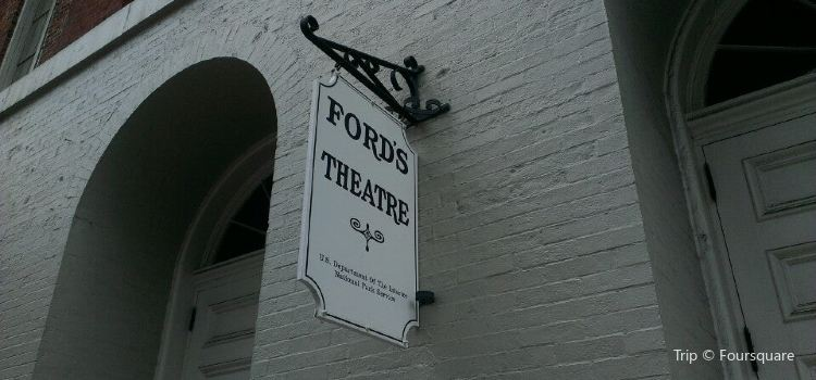 Ford's Theatre1