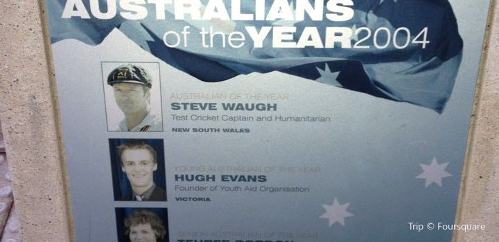 Australians of the Year Walk2