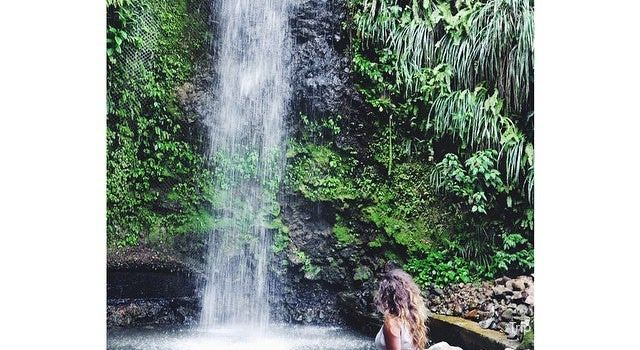 Toraille Waterfall2