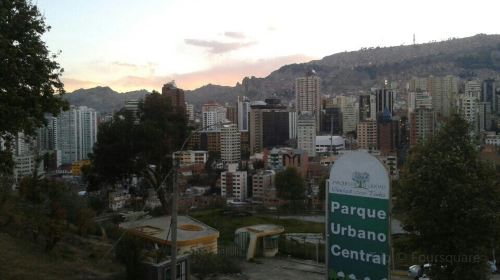 Parque Urbano Central
