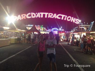 Parc D'attractions Marseillan-Plage