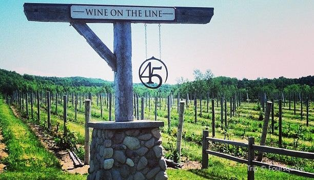 Forty-Five North Vineyard & Winery3