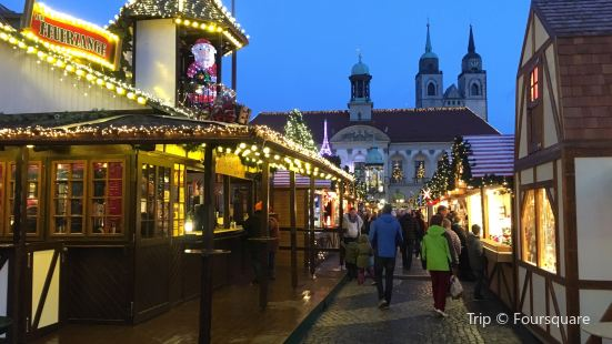Alter Markt Magdeburg