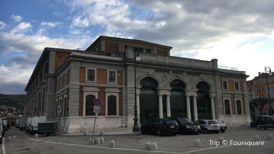 Salone degli Incanti, Ex Pescheria