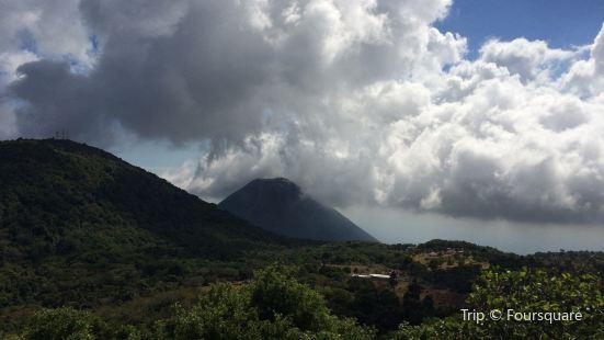 National Park Cerro Verde