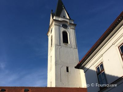 Chrám Panny Marie královny a Sv. Jiljí