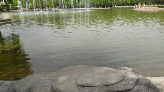 阿爾丁植物園-西區