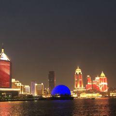 칭다오 자유여행 통합카드 여행 사진