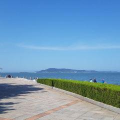 웨이하이공원 여행 사진