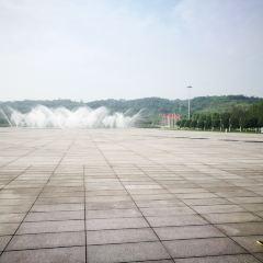 南昌秋水廣場音樂噴泉用戶圖片