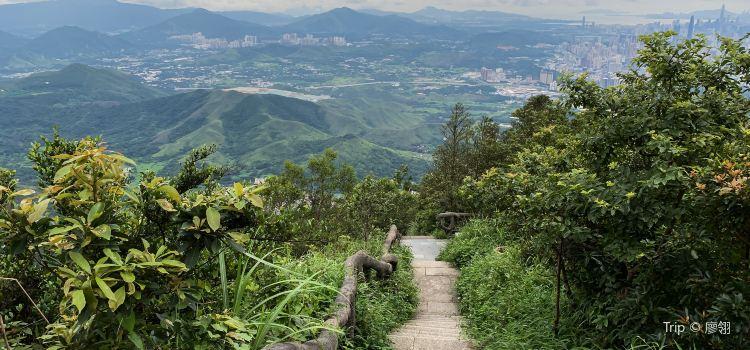 Wutong Mountain2