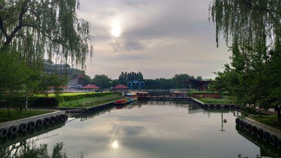 Baoding Agriculture Ecological Garden