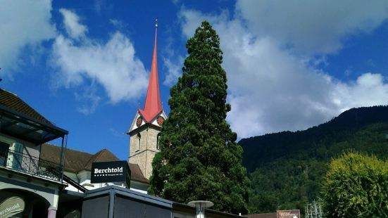 Pfarrkirche St. Maria Weggis
