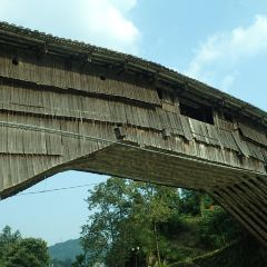 푸서우차오 다리 여행 사진