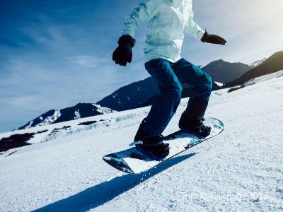 차산 스키장