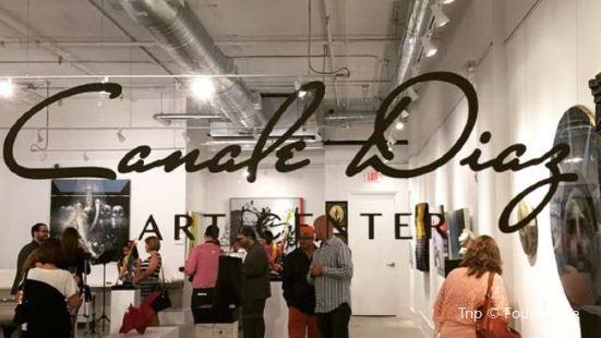 Canale Diaz Art Center