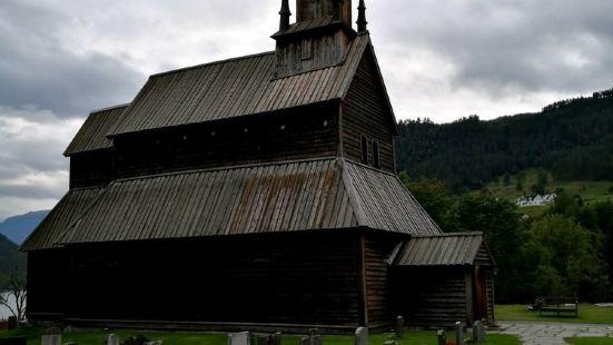 Fantoft Stave Church