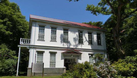 Miyabe Kingo Memorial Building