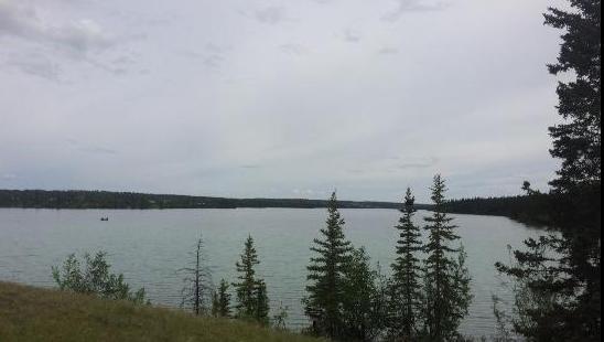 Big Bar Lake Provincial Park